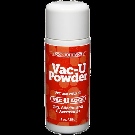 Присыпка для системы Vac-U-Lock Doc Johnson Vac-U Powder, фото 2