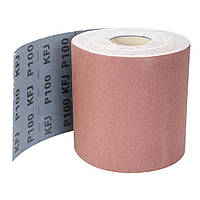 Шлифовальная шкурка тканевая рулон 200мм×50м P100 SIGMA (9112661)