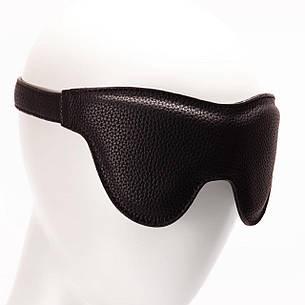 Маска на глаза Pornhub Faux Leather Mask, фото 2