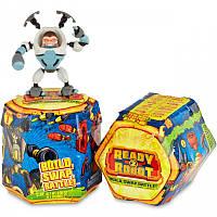 Детская Игрушка Для Мальчиков Кукла ЛОЛ Сюрприз с роботом 4 уровня L.O.L. Surprise Ready2Robot POP Bot MGA