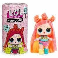 Детская Игрушка Для Девочек Кукла ЛОЛ 2 волна с волосами 10 разных кукол L.O.L. Surprise Hairgoals Wave 2 MGA