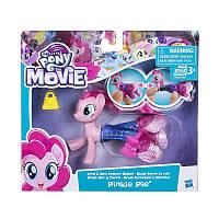 Детская Игрушка Для Девочек Май Литтл Пони Пинки Пай Мерцание в платье Pinkie Pie My Little Pony Hasbro Хасбро