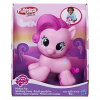 Детская Игрушка для малышей Шагающая Пони Пинки Пай на колесиках - My Little Pony Pinkie Pie Walking Pony