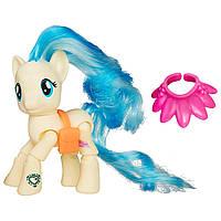 Детская Игрушка Для Девочек Май Литтл Пони Коко Помель с артикуляцией Coco Pomel My Little Pony Hasbro Хасбро