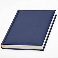 Ежедневник Панно датированный, кремовый блок, синий от 10 шт
