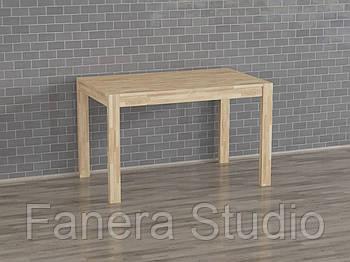 Стол деревянный обеденный на 4-6 человек