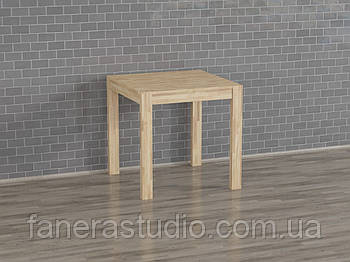 Стол деревянный обеденный на 2-х человек