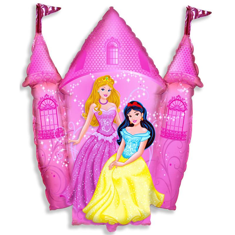 Фол шар фигура Замок и принцессы (ФМ)