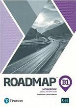 Тетрадь Roadmap B1 Workbook with Digital Resources / Pearson