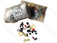 Крепеж пластиковый ВАЗ 2115 к-т (пр-во Россия)
