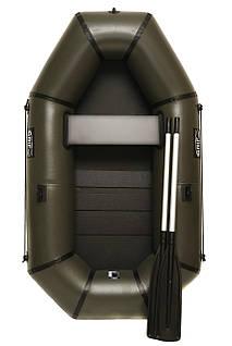 Надувная резиновая лодка Grif boat GL-210S для рыбалки и охоты на воде