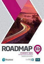 Підручник Roadmap B1+ Students' Book with Digital Resources and App / Pearson