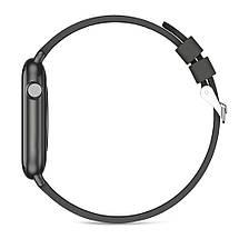 Умные часы King Wear KW37 с пульсометром (Черный), фото 3