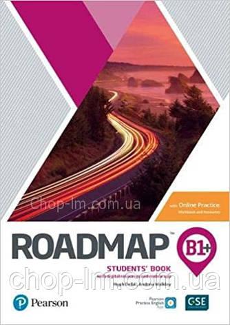 Учебник с практикой Roadmap B1+ Students' Book with Online Practice / Pearson, фото 2