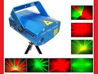 Лазерный проектор, стробоскоп, лазер диско, ШОУ | LM320340