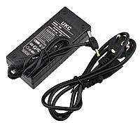Блок питания Ukc 12V 6A (1260) кабель питания (5.5х2.5 и 3.7х2.2 мм)