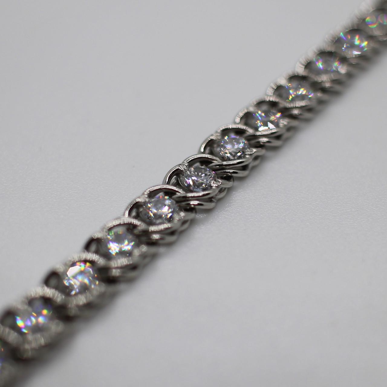 Браслет (серебро 925, 17 см)