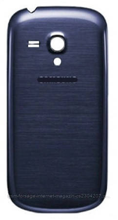 Задняя часть корпуса Samsung Galaxy S III Mini i8190 Blue Original