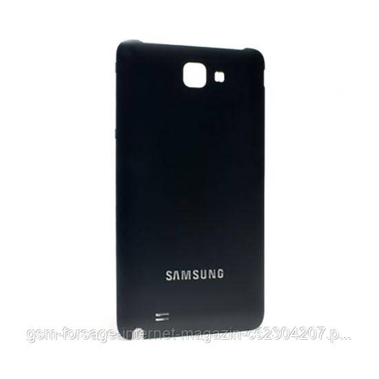 Задняя часть корпуса Samsung Galaxy Note N7000 / i9220 Black Original