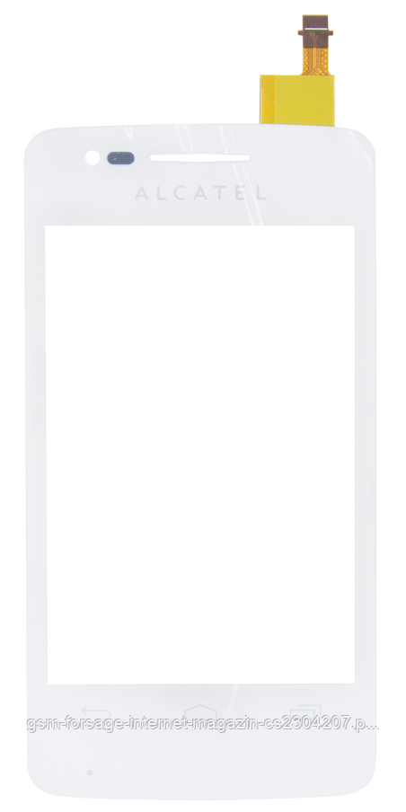Тачскрин Alcatel OT4030D White