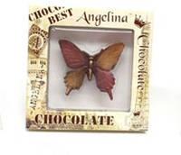 Подарок подруге. Шоколадная бабочка