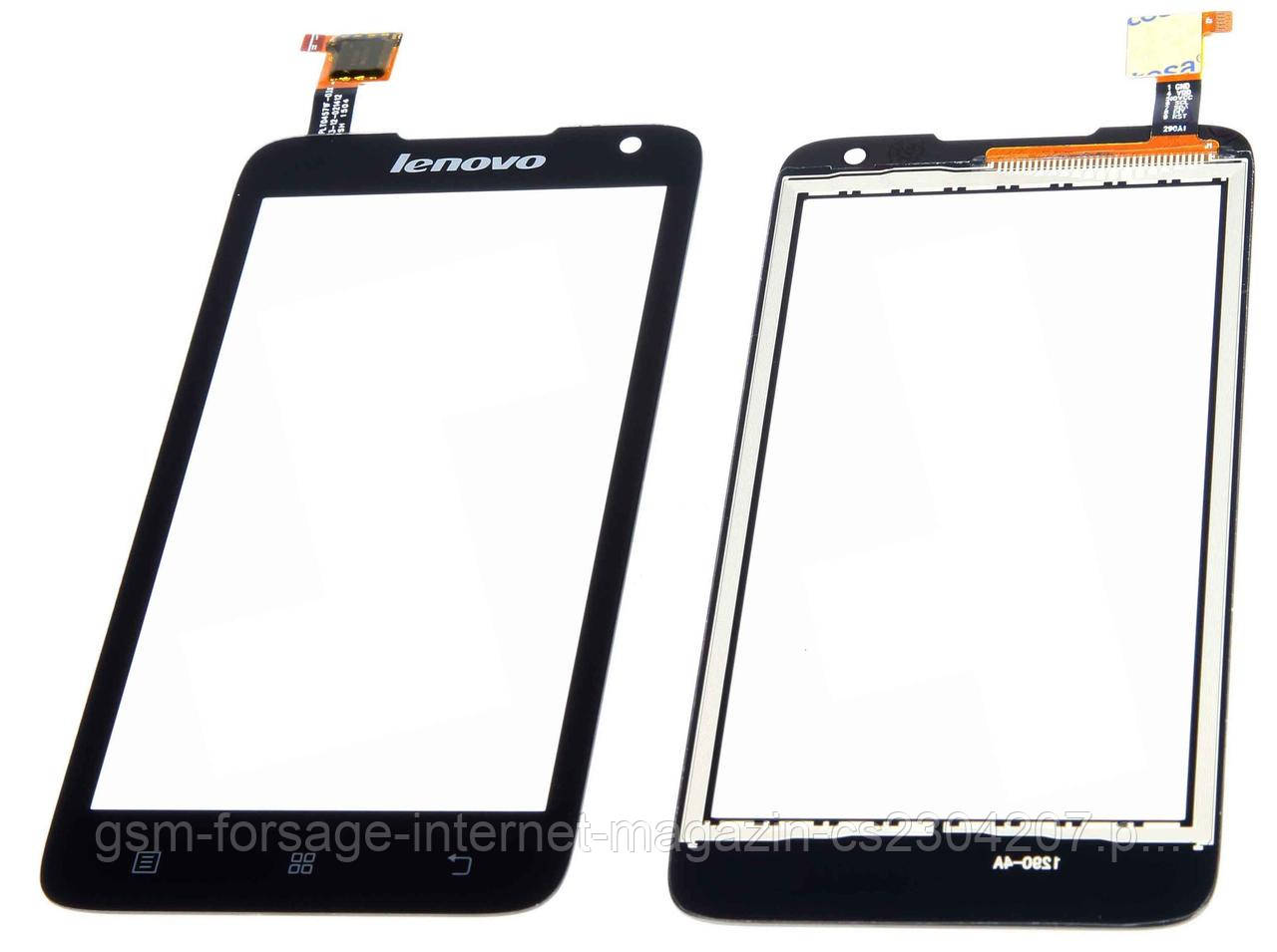 Тачскрин Lenovo A526 Black