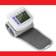 Точный Тонометр на запястье, надежный прибор для измерения кровяного давления   LM321423