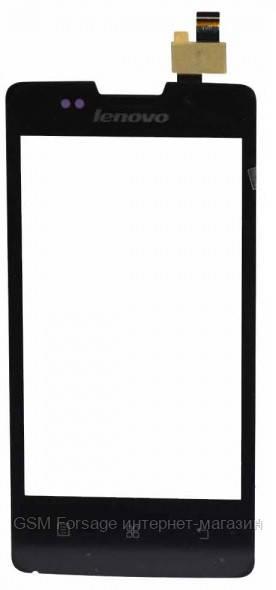 Тачскрин Lenovo A600E Black