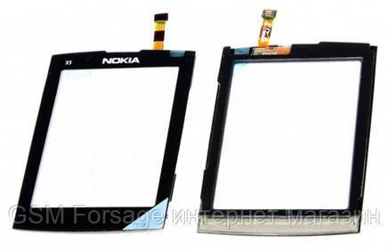Тачскрин Nokia X3-02