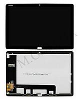Дисплей (LCD) Huawei MediaPad M5 Lite 10 (BAH2- L09/  BAH2- W19) с сенсором черный