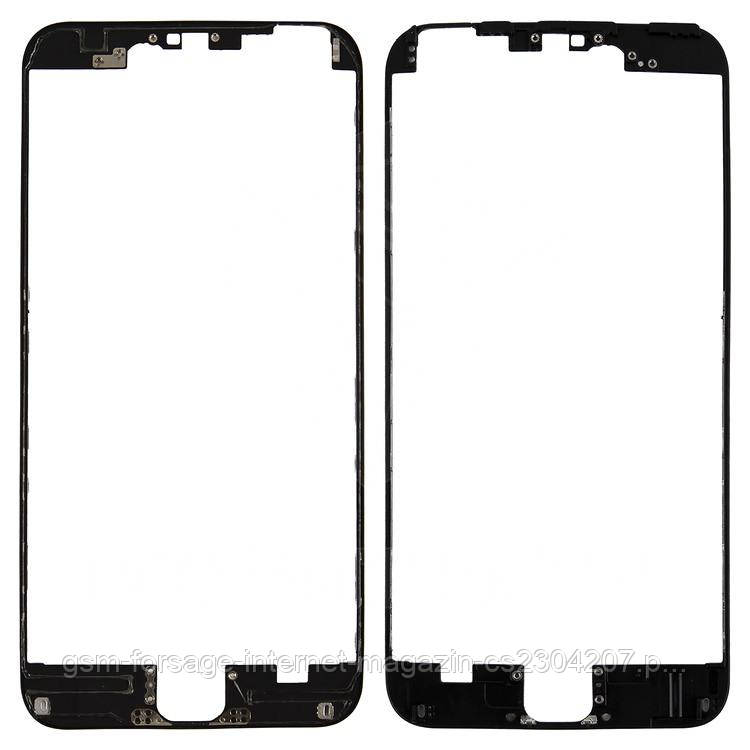 Рамка дисплея для iPhone 6 Plus Black