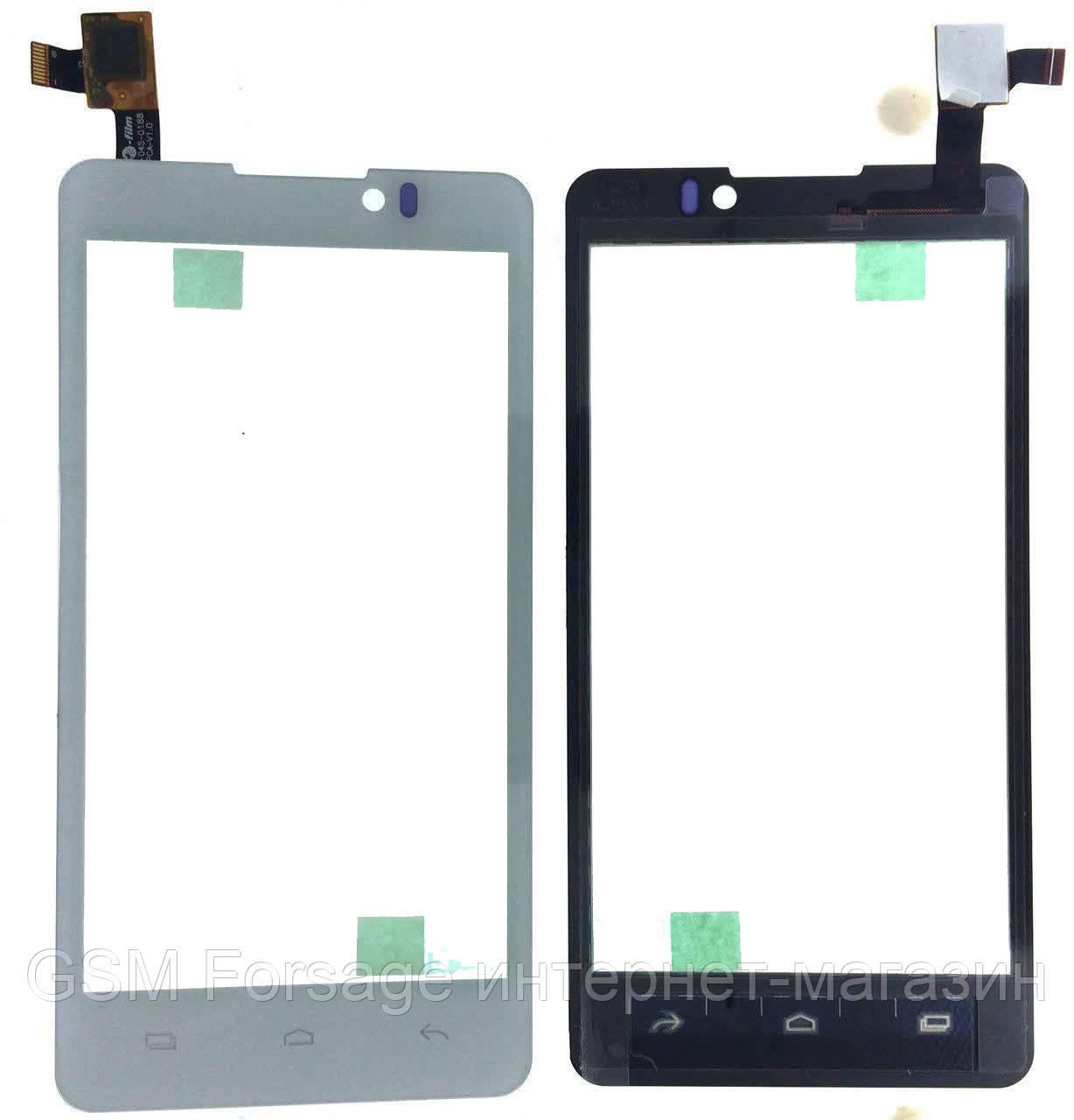 Тачскрин Prestigio MultiPhone 4505 Duo White