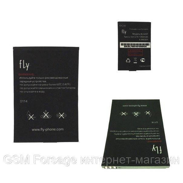 Аккумулятор Fly BL4207 (1350 mAh) Q110TV