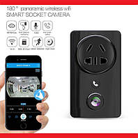 IP Камера с удаленным доступом Настенная Розетка Wifi камера | LM321782