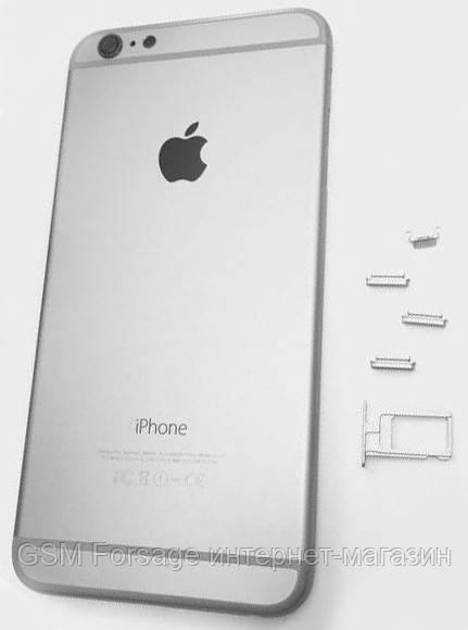 """Крышка задняя iPhone 6 Plus (5.5"""") Gray"""