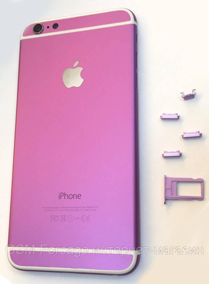 "Крышка задняя iPhone 6 Plus (5.5"") Purple"