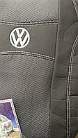 Авточехлы Фольксваген Т5 Volkswagen T5 1+2 2003- Nika