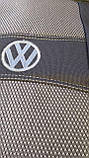 Чехлы Фольксваген Кадди Volkswagen Caddy III 1+1 2004- Nika, фото 6