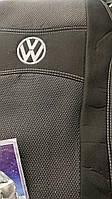 Авточехлы Volkswagen Crafter 1+1 2006- Nika
