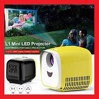 Отличный подарок для ребенка Мини проектор Kids Toy Projector | LM321925