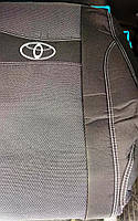 Авточехлы Toyota Hiace XH 10 1+2 1995-2008 Nika