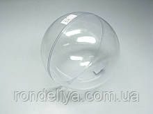 Заготівля Куля пластиковий 10 см