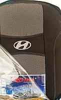 Авточехлы Hyundai H-1 1+2 1997-2007 Nika, фото 1