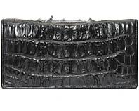 Купюрник из кожи крокодила CL 24 Black