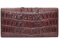 Купюрник из кожи крокодила CL 24 Brown