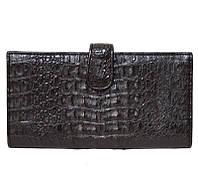 Купюрник из кожи крокодила CL 32 Black