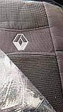 Чохли на сидіння Renault Trafic II 1+2 2001- Nika, фото 2