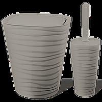 Набір для ванної кімнати Planet Welle 2 предмета лате