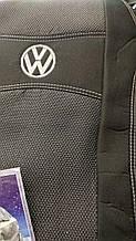 Авточохли Volkswagen Polo 2015- (цілісна)