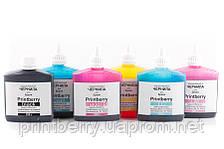 Комплект чернил для принтера Epson «Printberry», водорастворимые, 6 цветов,